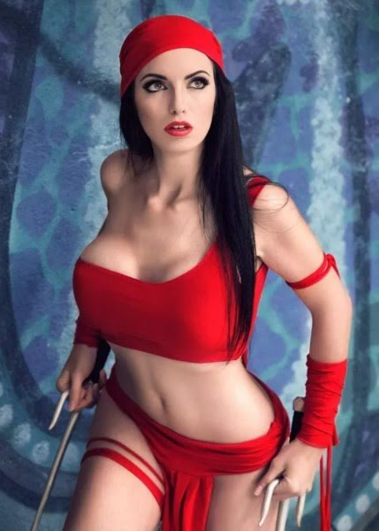 These Are 10 Of The Best Marvel Cosplays On The Internet