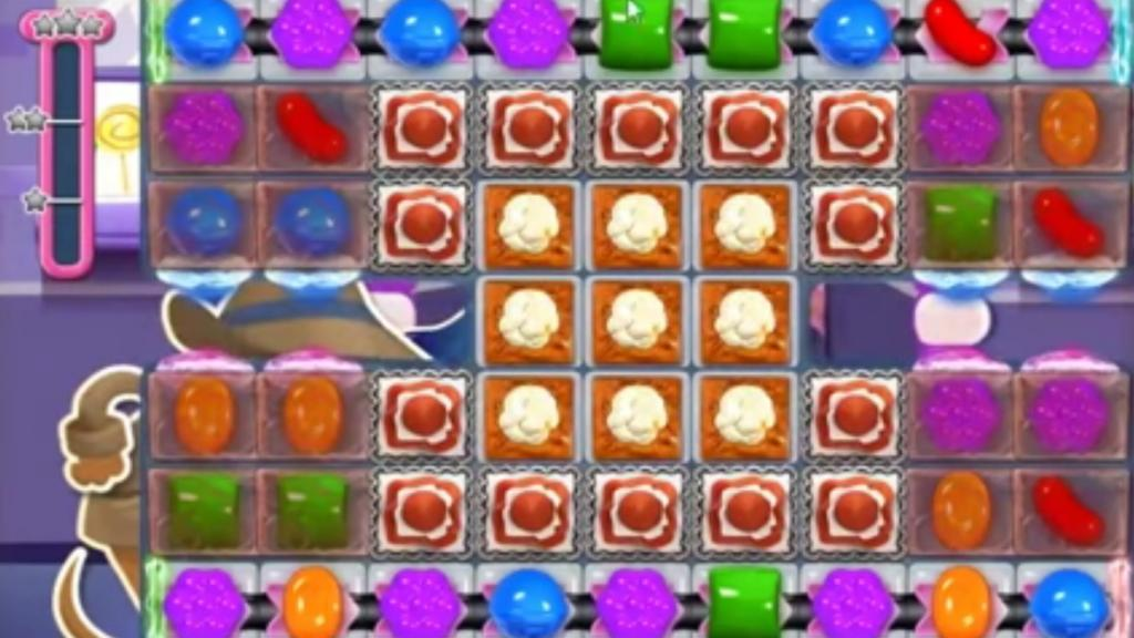 Candy Crush Saga level 1270: solution and tricks to pass the level