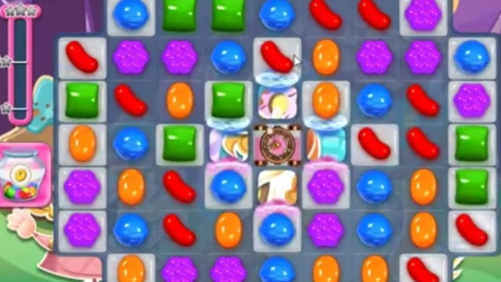Candy Crush Saga level 1350: solution and tricks to pass the level