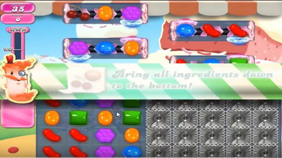 Candy Crush Saga level 1642: solution and tricks to pass the level
