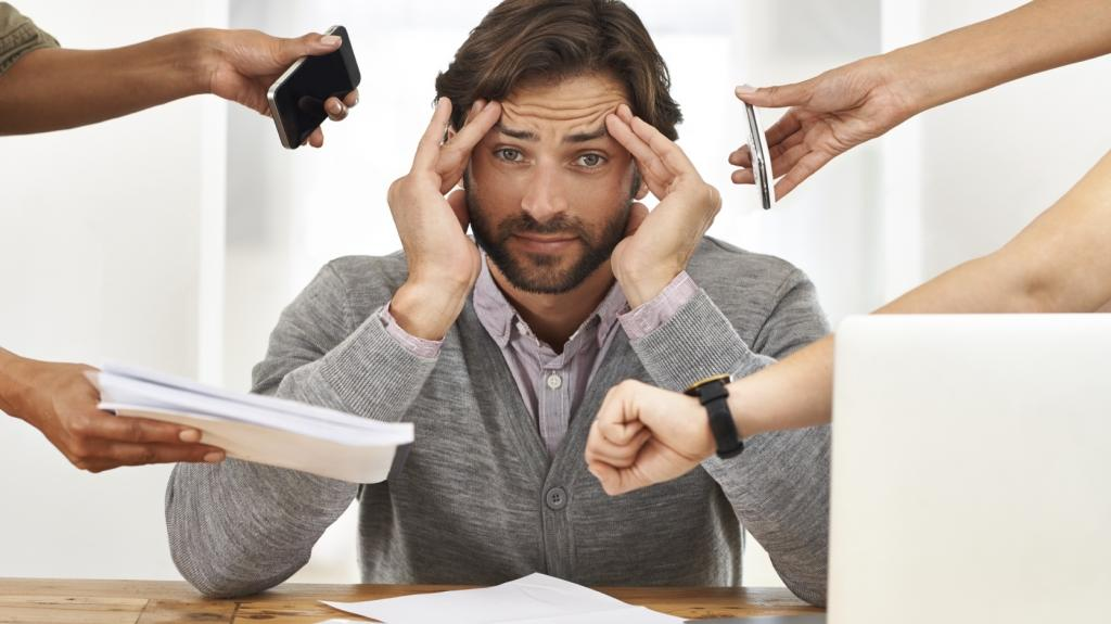 Stress: symptoms, definition, consequences, how to deal with stress