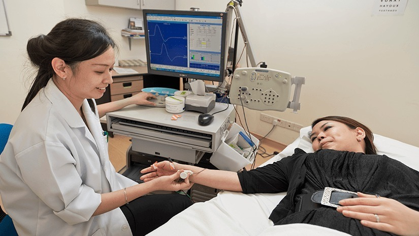Electromyogram (EMG): definition, exam, test, but what actually is it?