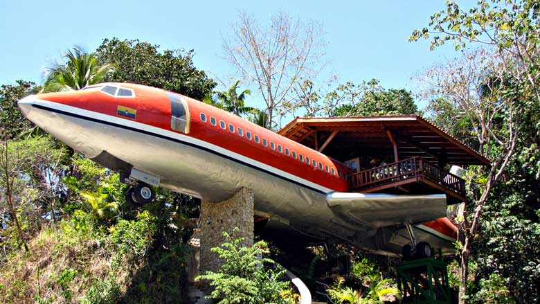 Check Out 20 of the World's Most Bizarre Hotels
