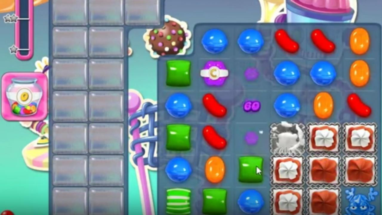Candy Crush Saga level 1218: solution and tricks to passing the level