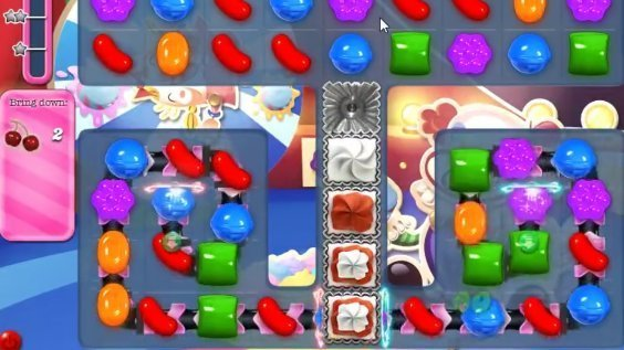 Candy Crush Saga level 1374: solution and tricks to pass the level