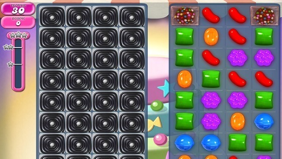 Candy Crush Saga: video solution and tricks to pass level 210