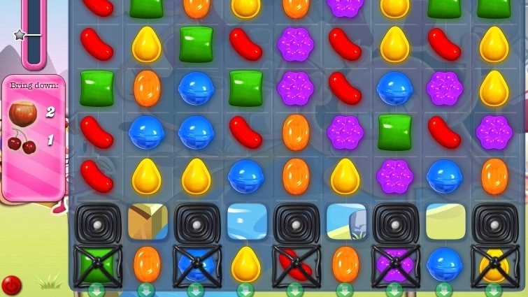 Candy Crush Saga: video solution and tricks to pass level 92