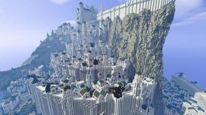 Gamers Spent Nine Years Building Middle Earth On Minecraft And The Result Is Awe Inspiring