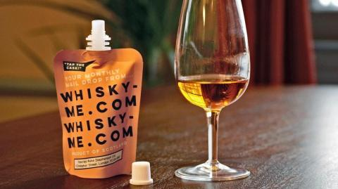 Whisky Me: Top Shelf Whisky Delivered To Your Door Every Month
