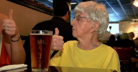 This 103-Year-Old Woman Has A Surprising Health Secret