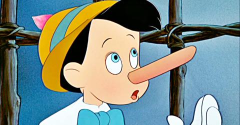 A Study Revealed That There Really Is Such a Thing As the Pinocchio Effect