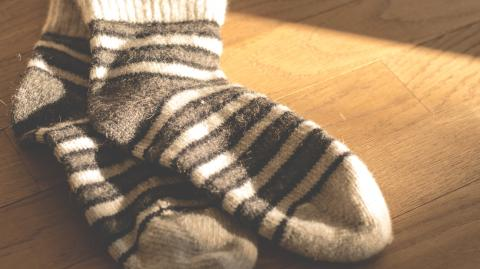 One Man Was Rushed To The Emergency... After Smelling His Dirty Socks