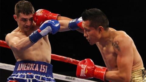 To Wind Up His Mexican Opponent, This Boxer Wore Trump Inspired Shorts... Bad Idea!