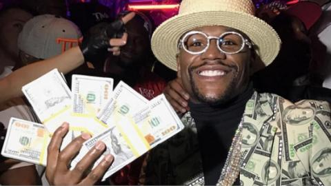 Floyd Mayweather Is The World's Highest-Paid Celebrity