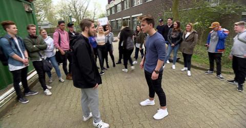 His Classmates Tried To Bully Him... But He Knows Jiu Jitsu!