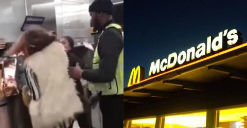 Things Got Out Of Hand In This McDonald's After One Customer Got Tired Of Waiting
