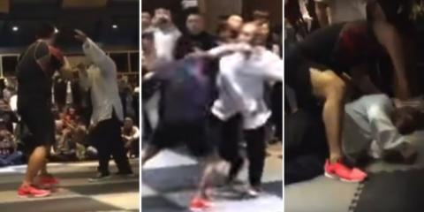 What Happens When A Tai Chi Master Confronts An MMA Fighter