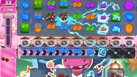 Candy Crush Saga: Level 1179 Tips And Tricks