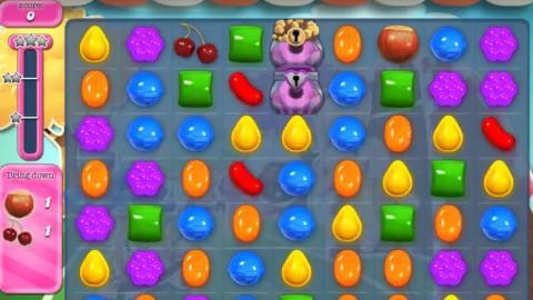 Candy Crush Saga: Level 1442 Tips And Tricks