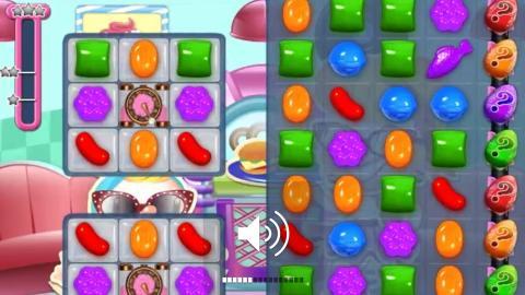 Candy Crush Saga: Level 1451 Tips And Tricks