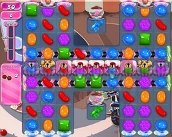 Candy Crush Saga: Level 1470 Tips And Tricks