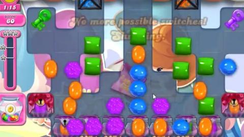 Candy Crush Saga: Level 1525 Tips And Tricks