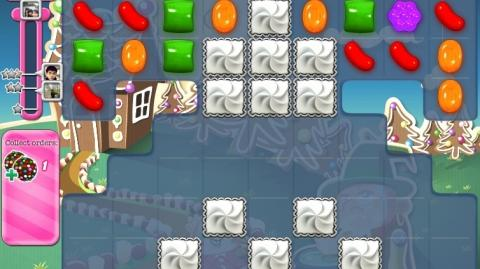 Candy Crush Saga: Level 153 Tips And Tricks