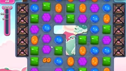 Candy Crush Saga: Level 1617 Tips And Tricks