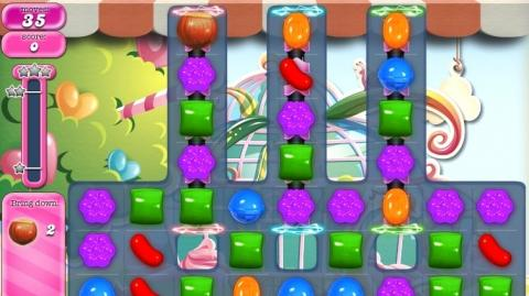 Candy Crush Saga: Level 586 Tips And Tricks