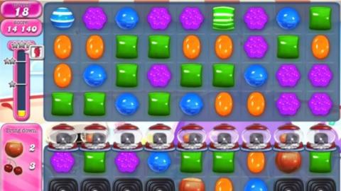 Candy Crush Saga: Level 611 Tips And Tricks