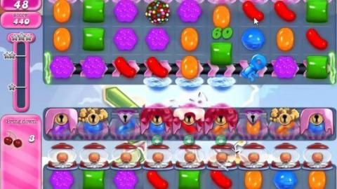 Candy Crush Saga: Level 879 Tips And Tricks