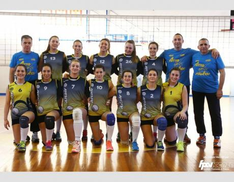 This Women's Volleyball Team Went Viral Thanks To A Particularly Daring Photo...
