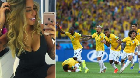 Dani Alves Has A Wild Story About Neymar's Sister And The Brazilian Locker Room