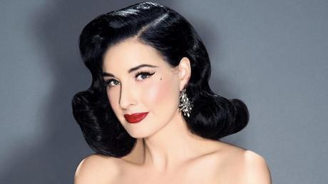 Dita Von Teese Is Set To Reveal All For Jean-Paul Gaultier's New Show...