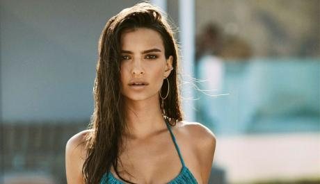 Emily Ratajkowski Just Released A Bouncy New Video For Her Swimwear Brand