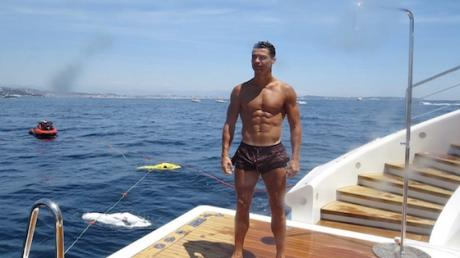 Cristiano Ronaldo Left Behind Something Unbelievable After He Vacationed In Greece