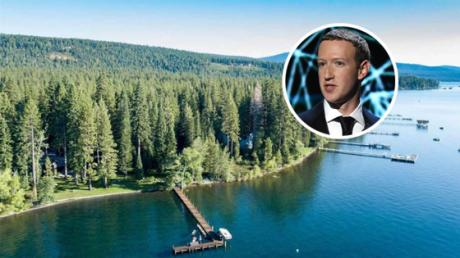 Check Out Mark Zuckerberg's Incredible New £45 Million Home
