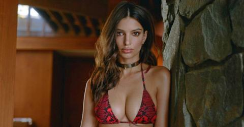 Emily Ratajkowski Wants Her Doubters To Know She's All Natural