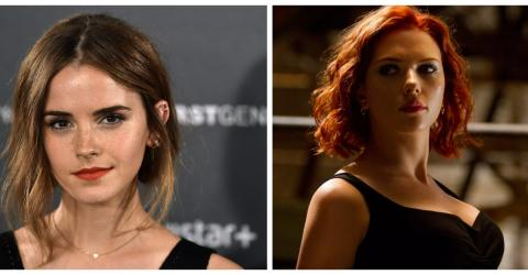 It Looks Like Emma Watson Is Set To Star In The New Black Widow Movie
