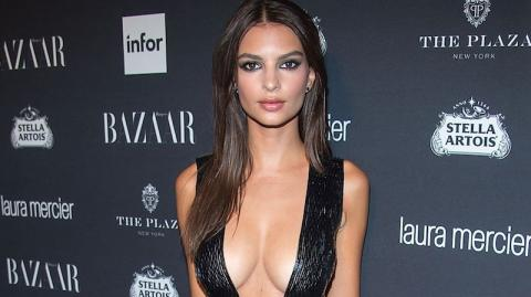 Emily Ratajkowski Sets The Web Alight With New Lingerie Snaps