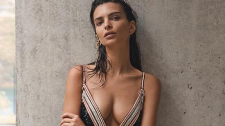 Fans Can't Take Their Eyes Off Of Emily Ratajkowski's Latest Post