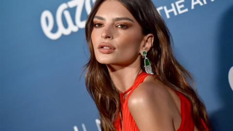 Emily Ratajkowski Is Now A Blonde... And It's Driving Her Fans Wild