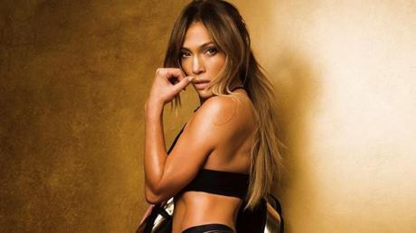 Jennifer Lopez's Raunchy #10yearchallenge