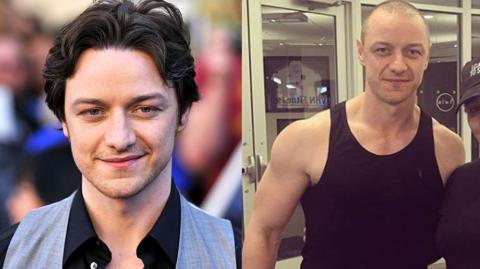 "James McAvoy: How He Got Ripped For Upcoming Split Sequel ""Glass"""