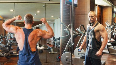 This Is What Jean-Claude Van Damme Eats To Keep Fit At 58