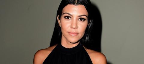 Kourtney Kardashian's Revealing Swimsuit Pictures Send The Internet Wild