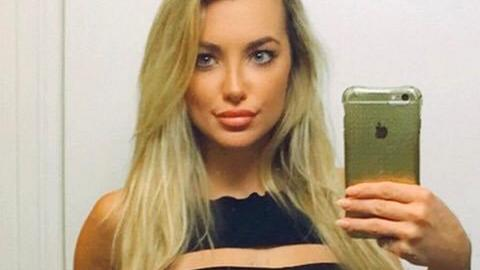 Lindsey Pelas Reveals She Suffers A LOT Because Of Her Huge Chest