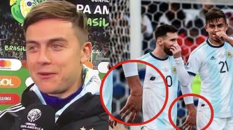 This Is The Real Reason Lionel Messi Always Wears A Red Ribbon On His Arm