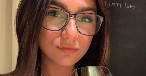 There Was One Big Thing Missing From Mia Khalifa's Birthday Celebrations