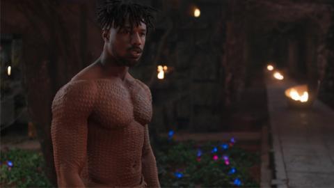 What Training Program Did Michael B. Jordan Follow For Black Panther?